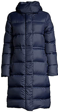 Canada Goose Women's Black Label Arosa Quilted Hooded Parka