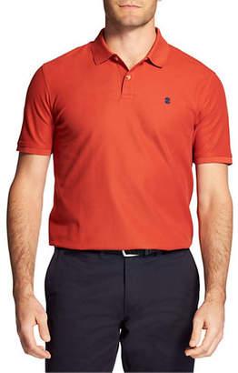 Izod Regular Fit Solid Advantage Polo