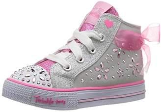Skechers Kids' Shuffles-Fancy Faves Sneaker