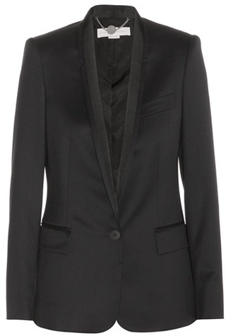 Stella McCartney Melanie Wool Blazer