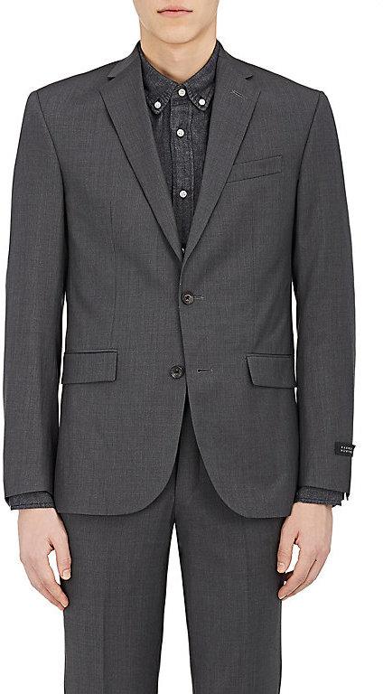 Barneys New YorkBarneys New York Men's Tropical Wool Two-Button Suit