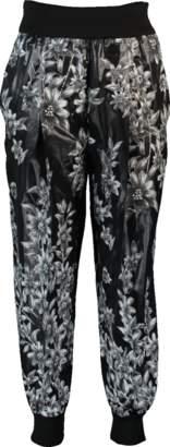 Fendi Floral Knit Jogger
