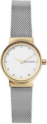 Skagen Women's Freja Stainless Steel Bracelet Watch 26mm