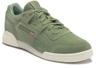 e21248c957d7 Reebok Workout Plus MCC Suede Sneaker
