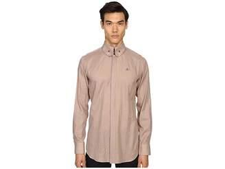 Vivienne Westwood Tartan Shirting Krall Shirt Men's Long Sleeve Button Up