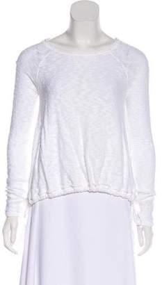Calypso Long Sleeve Knit Top