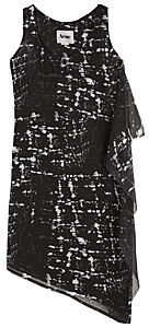 Acne Marble Print Dress