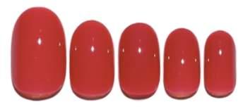 Static Nails Flamingo Pop-On Reusable Manicure Set
