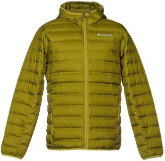 Columbia Down jackets