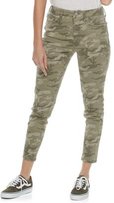 So Juniors' SO Camo Ankle Jeggings
