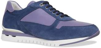 Stefano Ricci Suede Leather Sneakers