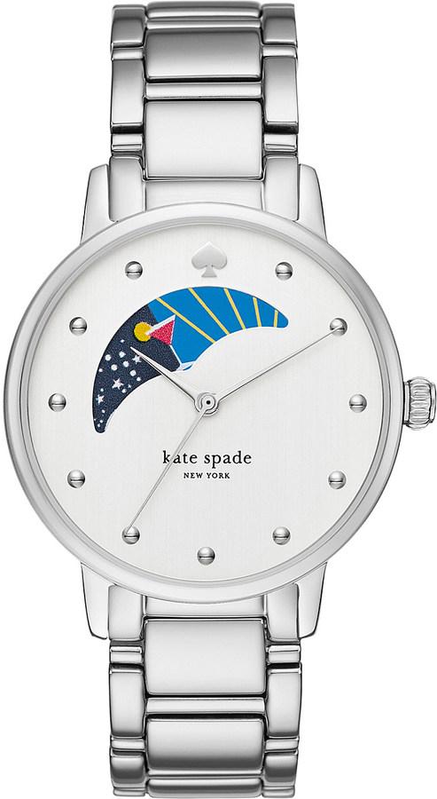 Kate SpadeKate Spade KSW1075 Gramercy stainless steel watch