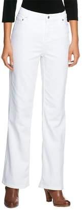 Liz Claiborne New York Petite Jackie Boot Cut 5-Pocket Jeans
