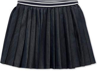 Polo Ralph Lauren Toddler Girls Pleated Twill Skirt