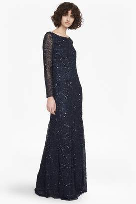 French Connection Helen Sparkle Maxi Dress