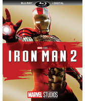 Disney Iron Man 2 Blu-ray + Digital Copy