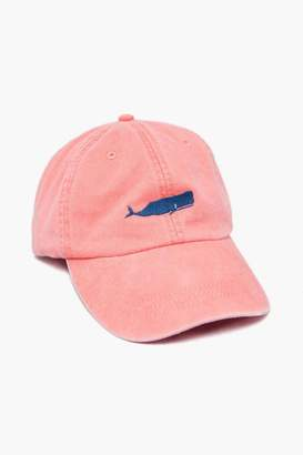 Gents Belted Cow Embroidered Whale Hat