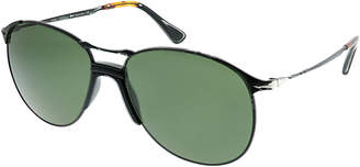 Persol Men's Pilot 55Mm Sunglasses