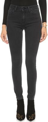 DL1961 Farrow Instaslim Jeans $178 thestylecure.com