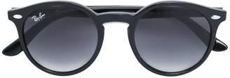 Ray-Ban Junior tinted circular sunglasses