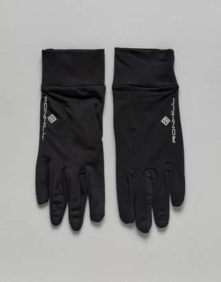 Ronhill Running Gloves In Black RH-000873