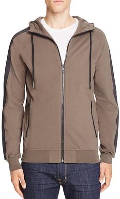 Antony Morato Hooded Track Jacket $240 thestylecure.com
