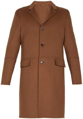 Prada Camel-hair overcoat