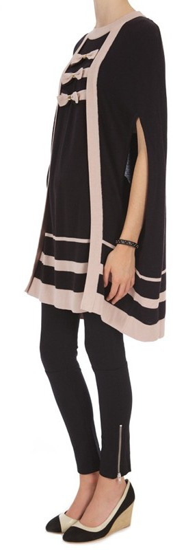 ALICE by Temperley Caberet Cape