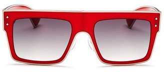 Moschino Women's 001 Square Sunglasses, 54mm
