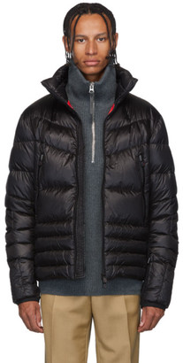 Moncler Black Canmore Puffer Jacket