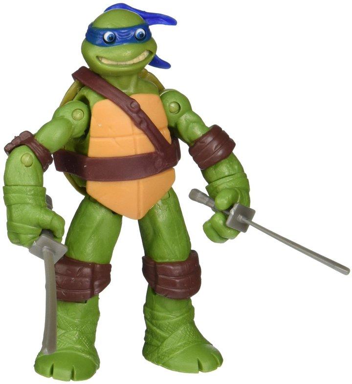 Teenage Mutant Ninja Turtles Eyes Pop Out Leonardo