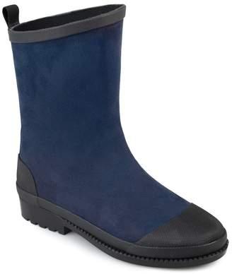 Journee Collection Kline ... Women's Water Resistant Rain Boots uDuPgB