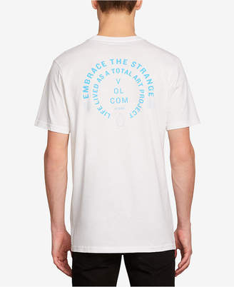 Volcom Men's Key-Ring Logo T-Shirt