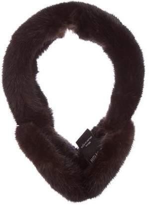 Surell Mink Earmuffs w/ Tags