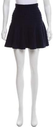 Alice + Olivia A-Line Mini Skirt