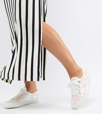 Superga 2750 Iridescent Sequin Sneakers