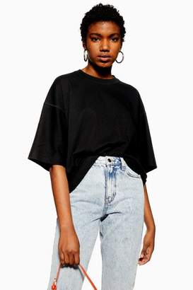 efb96928728 Topshop Womens Tall Oversized Boxy T-Shirt