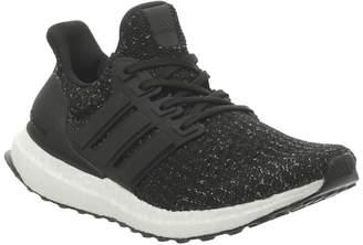 adidas Ultraboost Ultra Boost Trainers Black Black Multi White