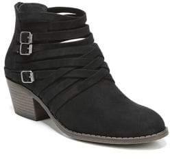 Fergalicious Paisley Microfiber Ankle Boots