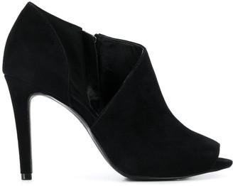 MICHAEL Michael Kors peep-toe ankle boots