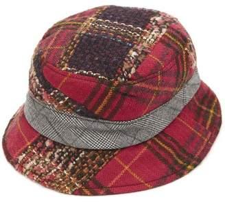 Albertus Swanepoel LaCroix Wool Textured Hat
