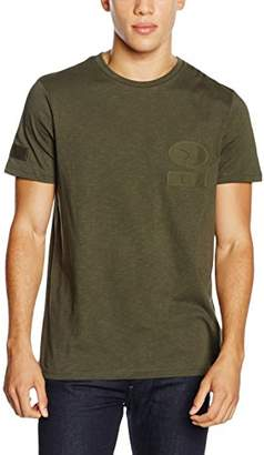 New Look Men's 3865799 T-Shirt,Large