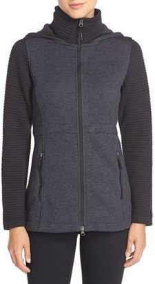 Women's The North Face 'Indi' Fleece Jacket $149 thestylecure.com