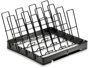 Mr. Bar-B-Q Junior Nonstick Rib Rack