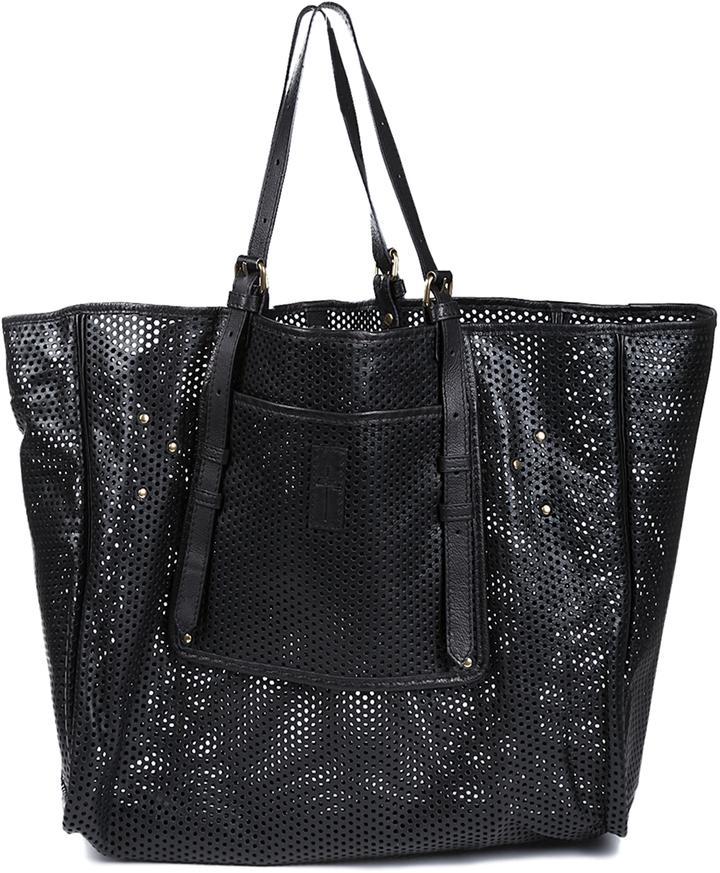 JEROME DREYFUSS Pat Perforated Tote Bag