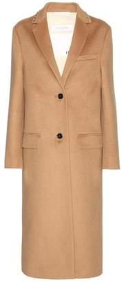 Valentino Rockstud Untitled wool coat