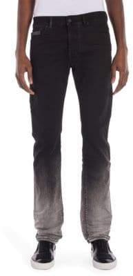 Marcelo Burlon County of Milan Slim Fit Degrade Jeans