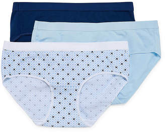 Hanes Ultimate Constant Comfort X-Temp Knit Hipster 3 Pair Panty 41xtb5