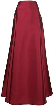 Alberta Ferretti empire long skirt