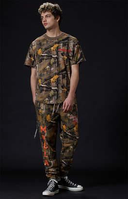 Mrcla Anger Camouflage Sweatpants